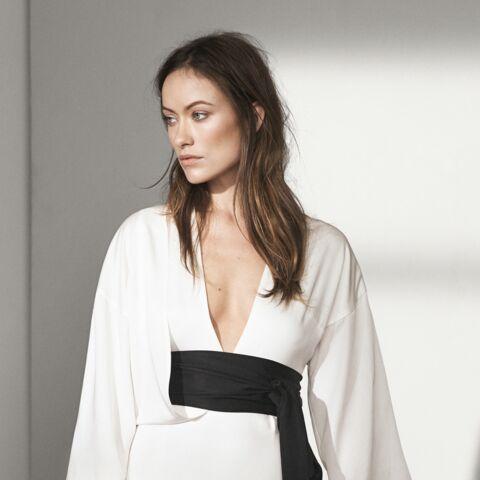 Olivia Wilde zen pour la Conscious Exclusive d'H&M