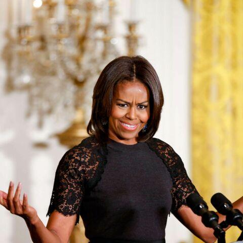 Michelle Obama a rencontré la First Lady de Scandal