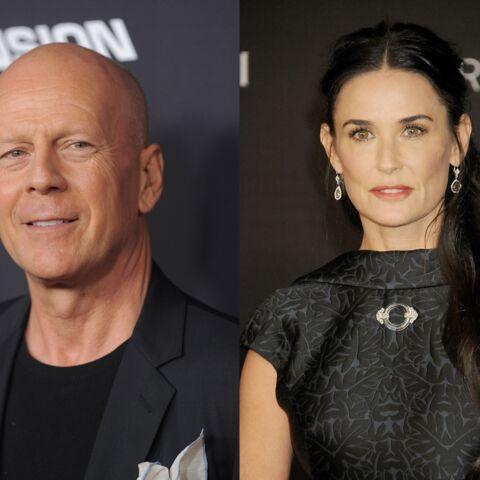 Bruce Willis et Demi Moore fans de Danse avec les stars