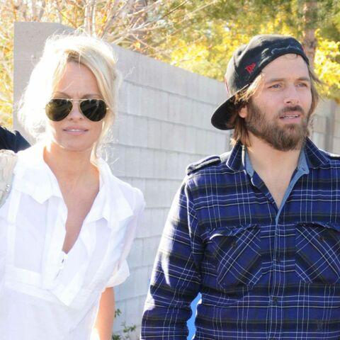 Pamela Anderson dénonce Rick Salomon au fisc