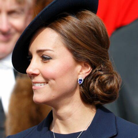 Coiffure de star – Les chignons de princesse Kate
