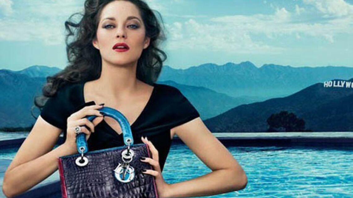 Marion Cotillard pour Dior: She's a L.A.dy!