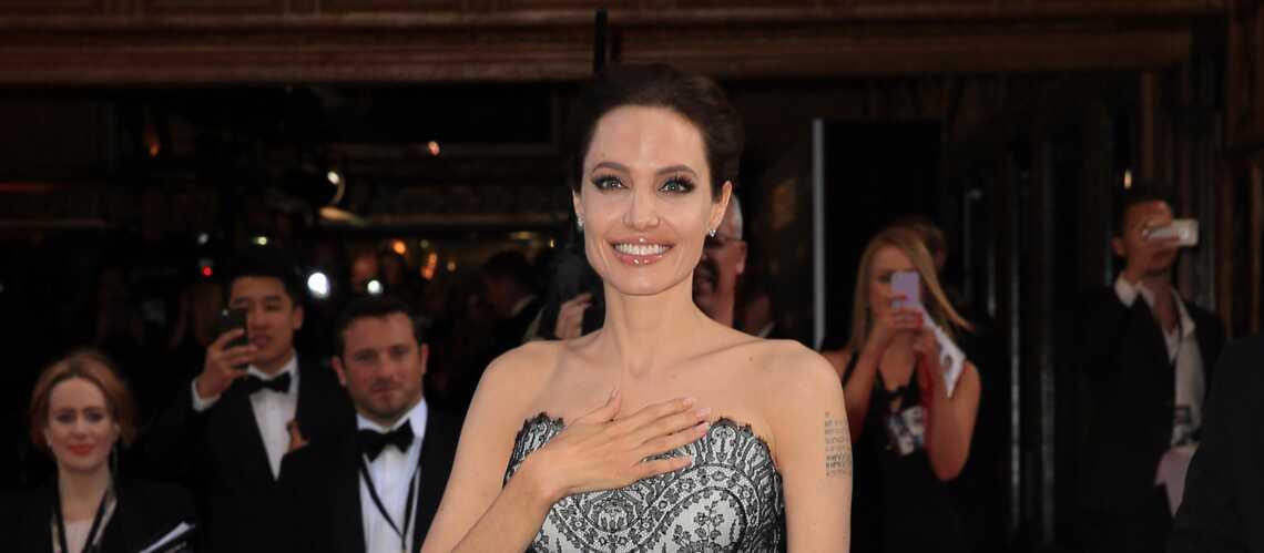 T'as le look… Angelina Jolie!