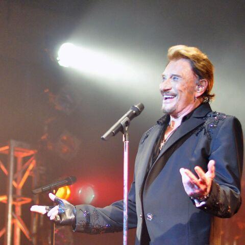Johnny Hallyday: «Voir le public tous les soirs me donne la pêche»