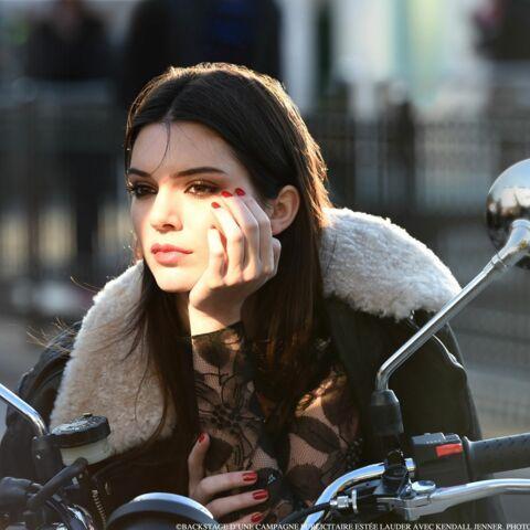 Kendall Jenner, tellement Estée Lauder