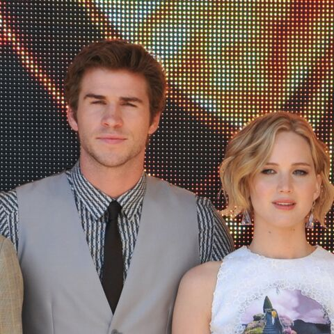 Liam Hemsworth embrasser Jennifer Lawrence, le calvaire! , Gala