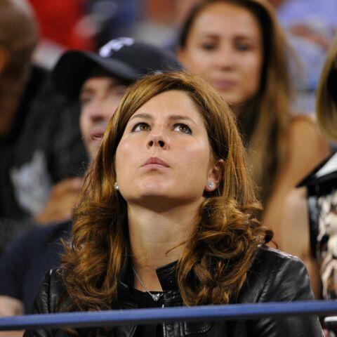 Polémique autour de la femme de Roger Federer