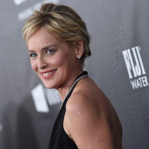 Sharon Stone folle d'Afflelou