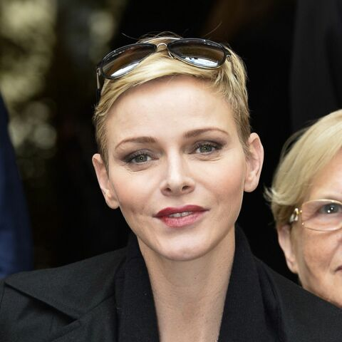 Coiffure de star: le hair contouring de Charlène de Monaco