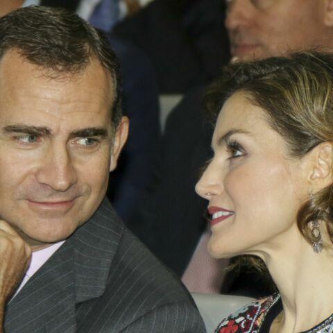 Le roi Felipe et Letizia d'Espagne pour 30€