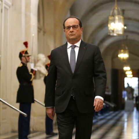 François Hollande, président martial