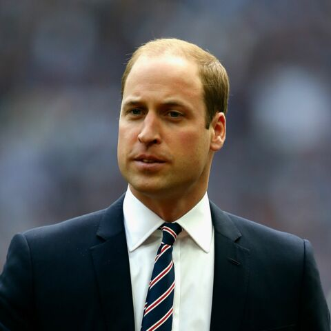 William assistera au match France-Angleterre