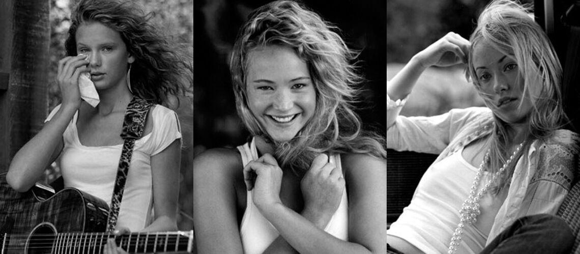 PHOTOS – Taylor Swift, Jennifer Lawrence… Adolescents, ils ont tous posé pour Abercrombie & Fitch