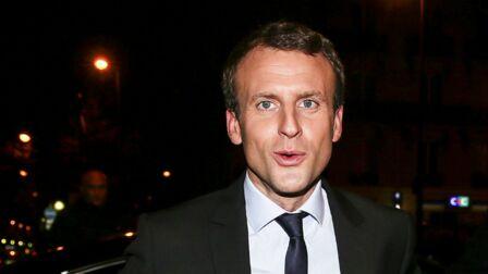 VIDEO – Emmanuel Macron, âgé de 15 ans, au côté de sa future épouse ... 684a0c6395d