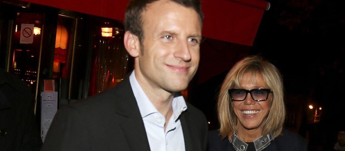PHOTOS – Brigitte Trogneux et Emmanuel Macron: sortie en amoureux et décontractée