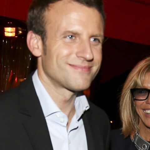 EXCLU Brigitte et Emmanuel Macron au concert de Johnny Hallyday?
