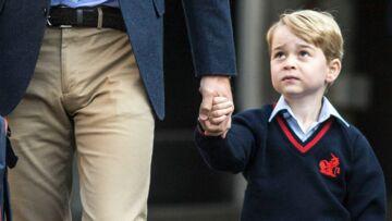 Le prince George héros de sa série télé préférée