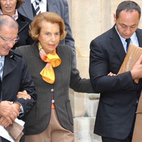 Liliane Bettencourt: son petit-fils choisi pour prendre soin d'elle