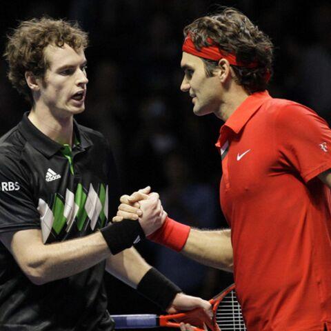 Tennis: Murray évince Federer du podium mondial