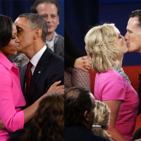 Michelle Obama et Ann Romney, la guerre des roses