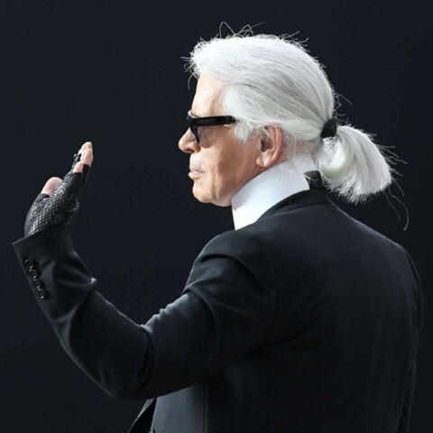 Karl Lagerfeld, tel qu'en lui-même