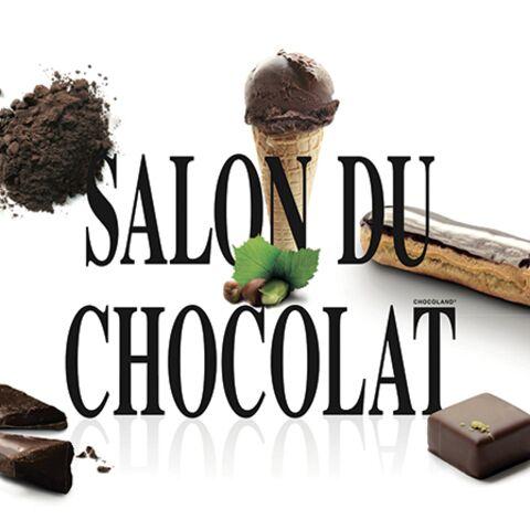 Bienvenue au salon du chocolat 2013