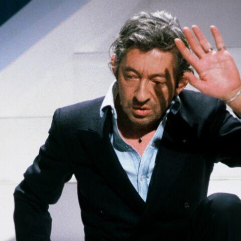 Le dernier morceau de Gainsbourg aux enchères