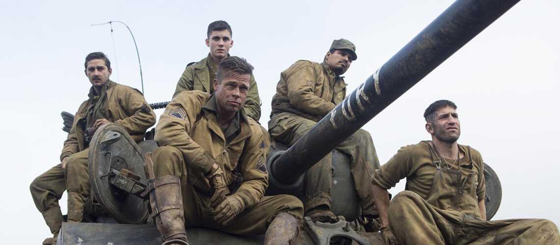 Fury: Brad Pitt dans le bruit et la fureur ***