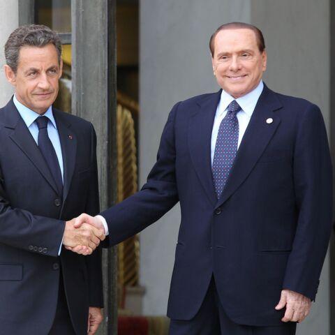 Pour Silvio Berlusconi, Nicolas Sarkozy est un «crétin jaloux»