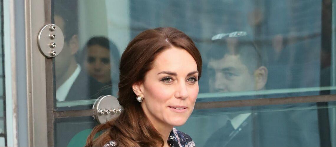 PHOTOS – Kate Middleton, son sport? Courir après ses enfants!