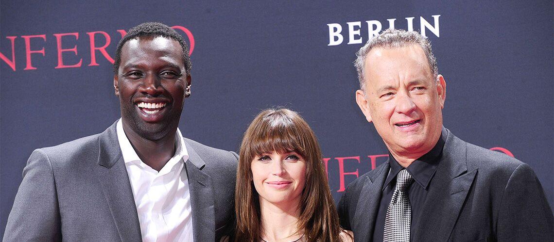 Tom Hanks: «Omar Sy a ce sourire qui pourrait éclairer la terre entière»