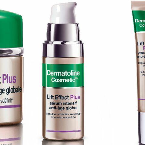 Soins anti-âge: Gala a testé la gamme Lift Effect PLUS de Dermatoline Cosmetic