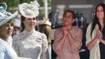 Kate Middleton et Meghan Markle: leurs mères ont plus d'un point en commun
