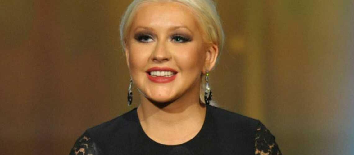 Christina Aguilera prépare son grand come-back