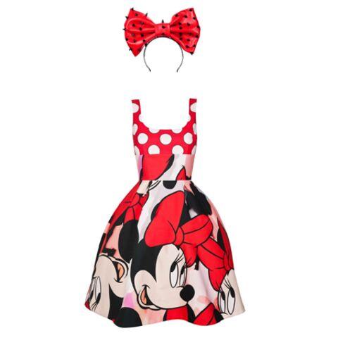 Minnie Mouse inspire la mode