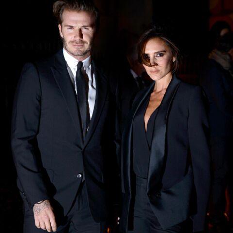David Beckham fait une place à Victoria