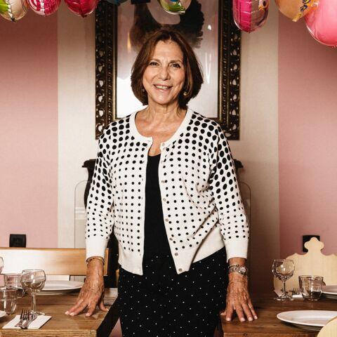 Sabine Cassel, une grand-mère gâteau des filles de Monica Bellucci