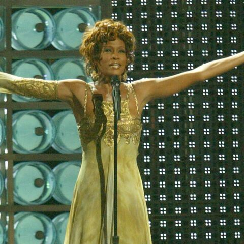 Whitney Houston, l'album live