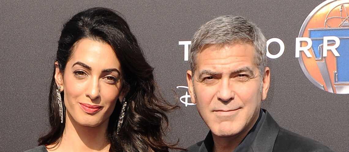 Amal Clooney a accouché: découvrez les prénoms des jumeaux