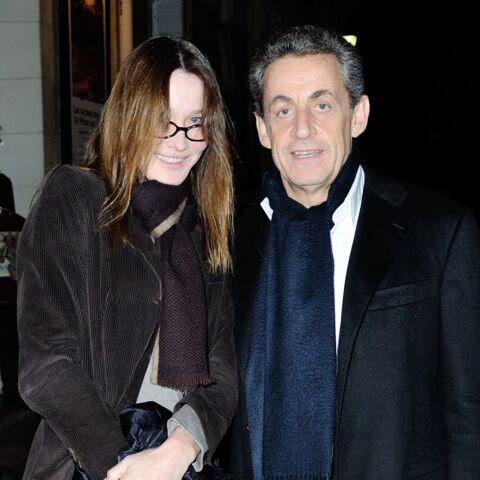 Nicolas Sarkozy et Carla Bruni, le «conte de fées moderne»
