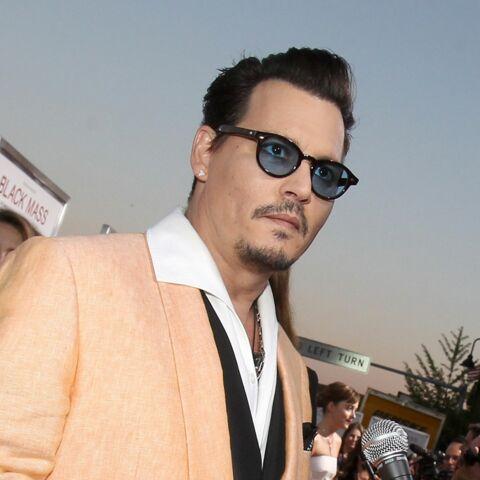 Ce que Johnny Depp est prêt à faire pour ses enfants