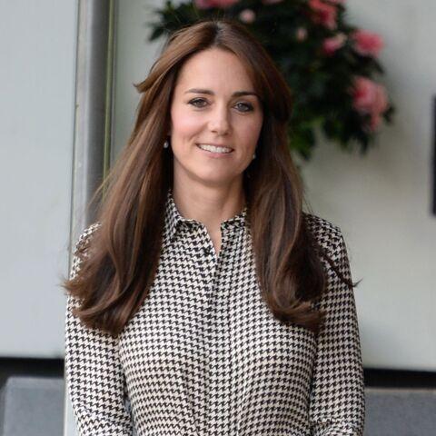 Princesse Kate, retour en style