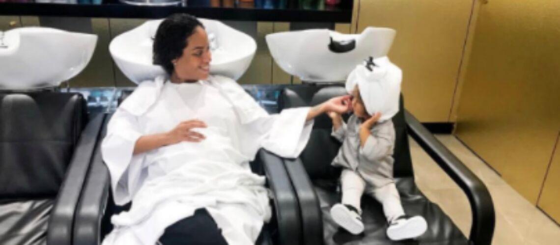 PHOTOS- Amel Bent, enceinte, complice avec sa petite Sofia, Sylvester Stallone pleure son fidèle compagnon,Ashley Graham en sous-vêtements… Hot, insolite ou drôle, la semaine des stars en images