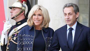 Nicolas Sarkozy est sous le charme de la première dame Brigitte Macron «Elle est super»