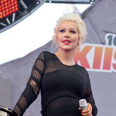 Un prénom poétique pour la fille de Christina Aguilera