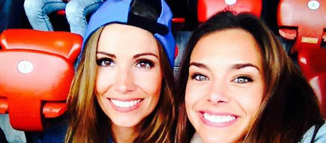 Marine Lorphelin et Alexandra Rosenfeld: porte-bonheur de l'équipe de France d'athlétisme