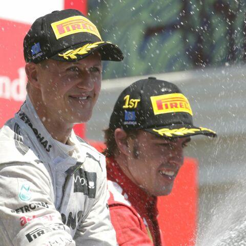 Fernando Alonso: «Michael Schumacher était mon plus grand rival»
