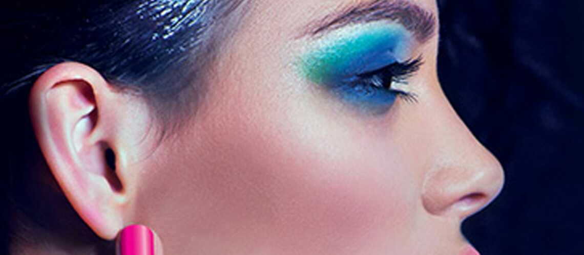 Maquillage: smoky eye tendance