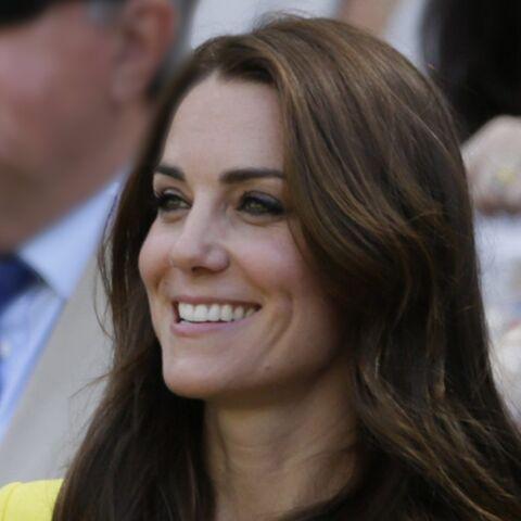 Kate Middleton enceinte de son troisième enfant?