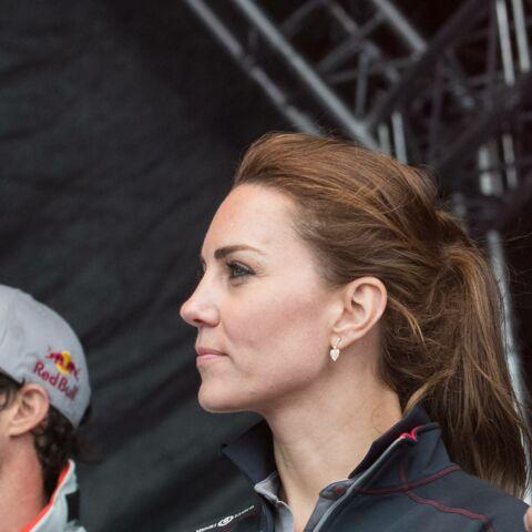 Kate poursuit son engagement pour les enfants